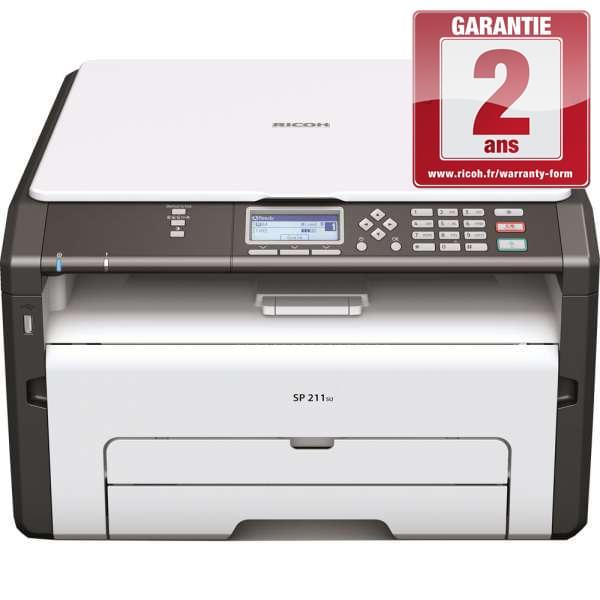 Imprimante multifonction Ricoh SP 211 SU - Cybertek.fr - 0