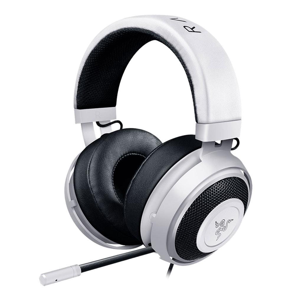 Razer Kraken Pro Blanc V2 Stereo Blanc - Micro-casque - 0