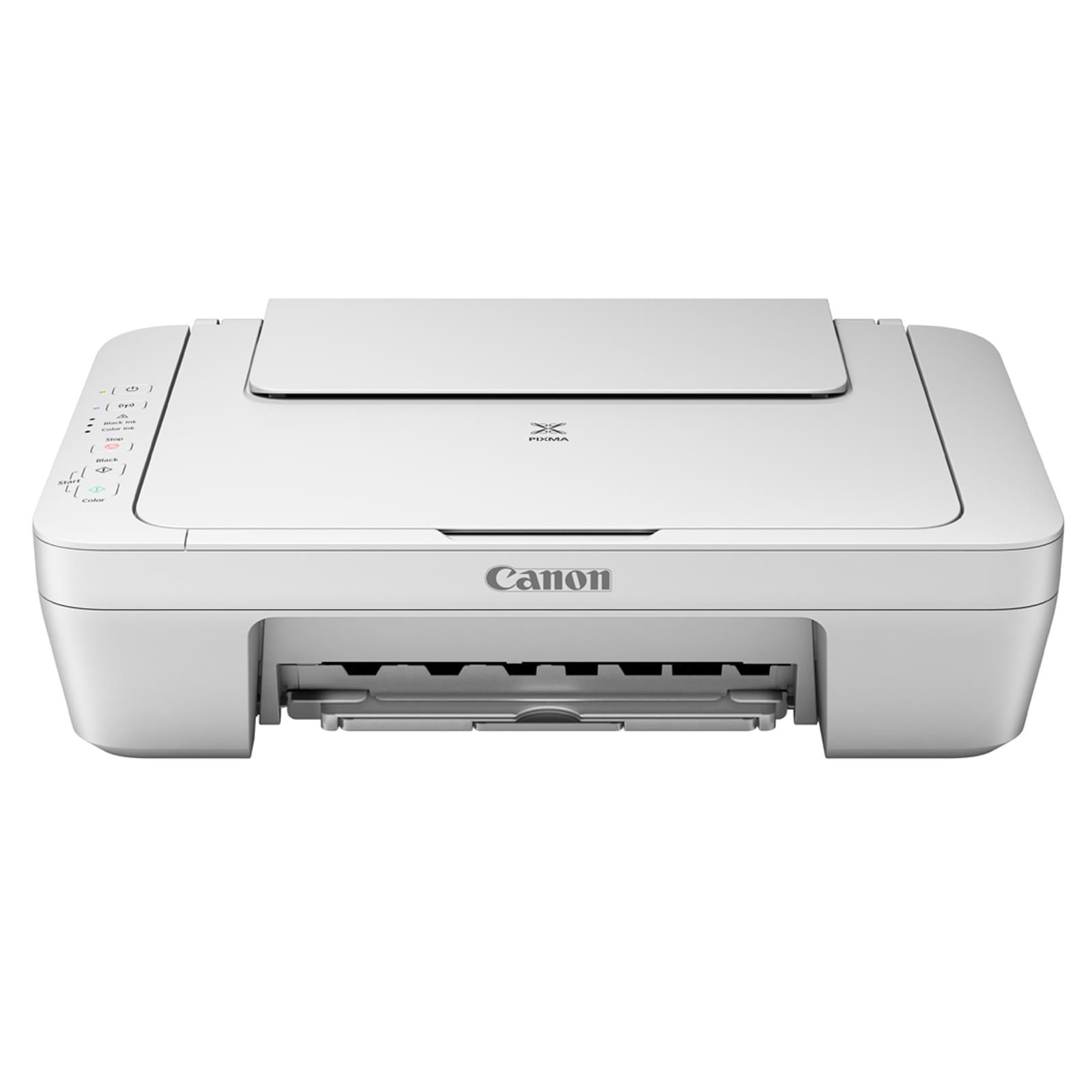 Canon PIXMA MG2950 Blanche (9500B006) - Achat / Vente Imprimante Multifonction sur Cybertek.fr - 0