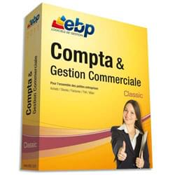 Cybertek Logiciel application EBP Compta & Gestion Commerciale Classic 2013