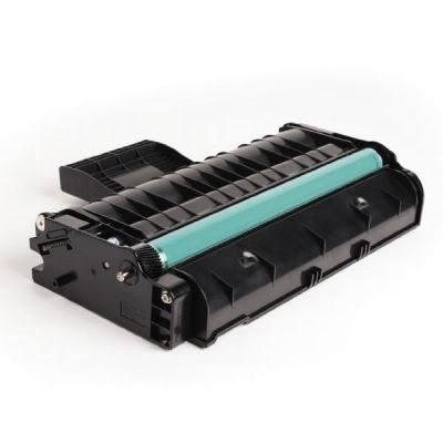 Toner Noir 700 pages 407971 pour imprimante Laser Ricoh - 0