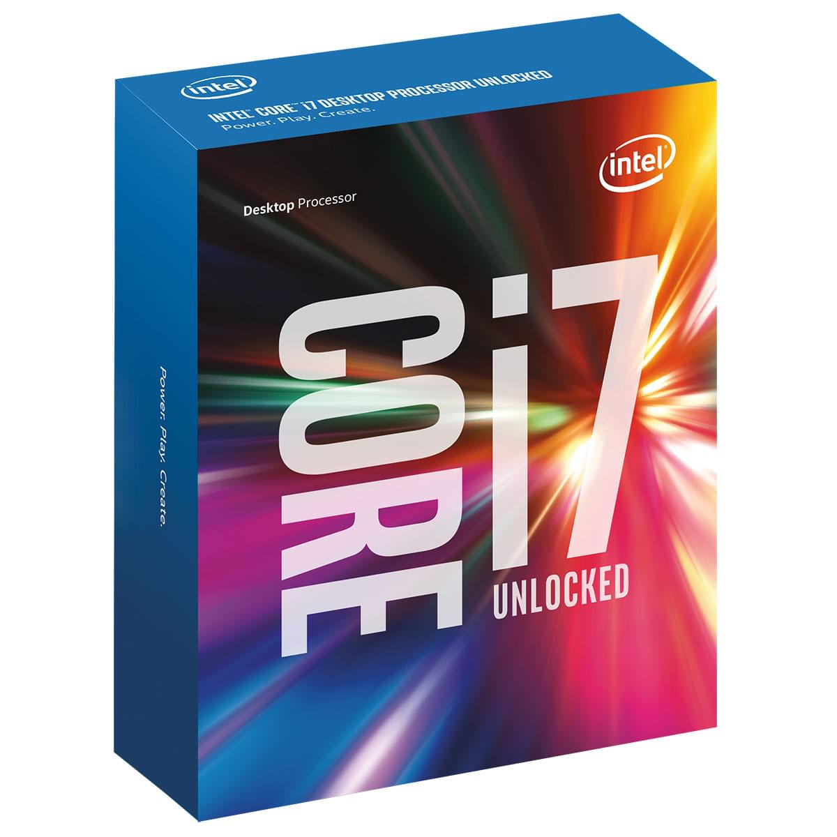 Processeur Intel Core i7 6700K - 4GHz - Gamer -  - 0