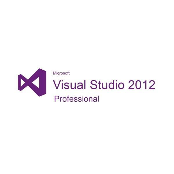 Microsoft Visual Studio Pro 2012 (C5E-00879) - Achat / Vente Logiciel Application sur Cybertek.fr - 0