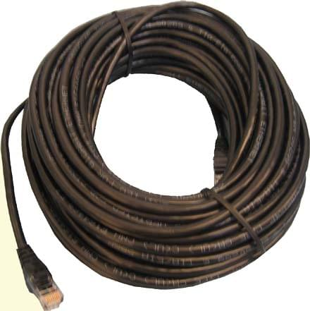 Câble Cat5 blindé 20m - Connectique réseau - Cybertek.fr - 0