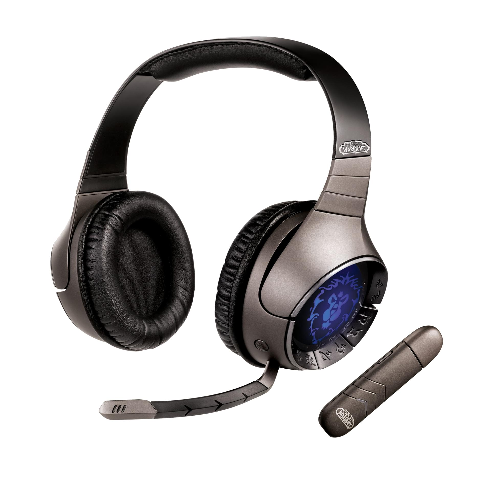 Creative World of Warcraft Wireless Gaming Headset (70GH011000001) - Achat / Vente Micro-casque sur Cybertek.fr - 0