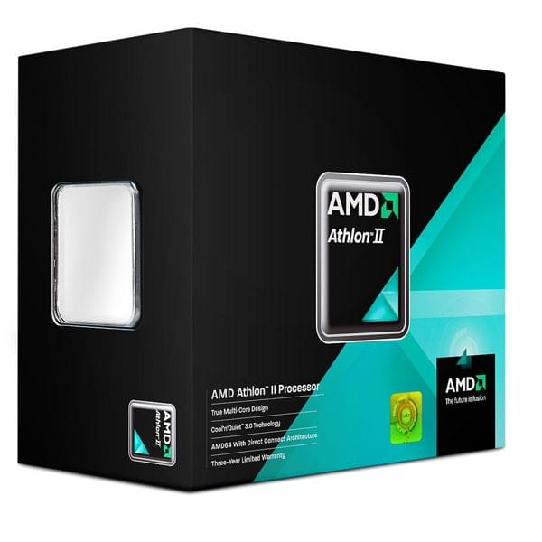 AMD Athlon II X2 280 (ADX280OCGMBOX ) - Achat / Vente Processeur sur Cybertek.fr - 0