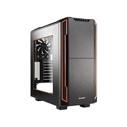 Be Quiet! Boîtier PC Silent Base 600 Orange Window - MT/ssAlim/ATX/USB3 Cybertek