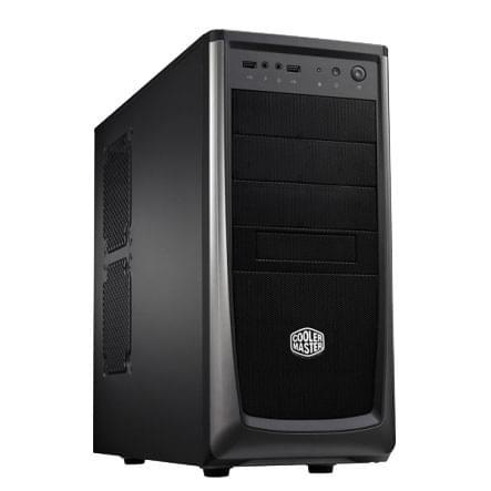 Cooler Master MT/Sans Alim/ATX Noir - Boîtier PC Cooler Master - 0