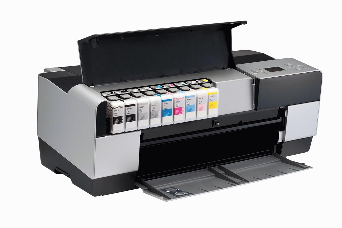Epson Stylus PRO 3880 (C11CA61001BX) - Achat / Vente Imprimante sur Cybertek.fr - 0