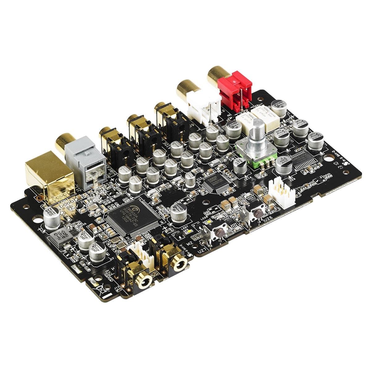 Asus Xonar U7 - Carte son Asus - Cybertek.fr - 2