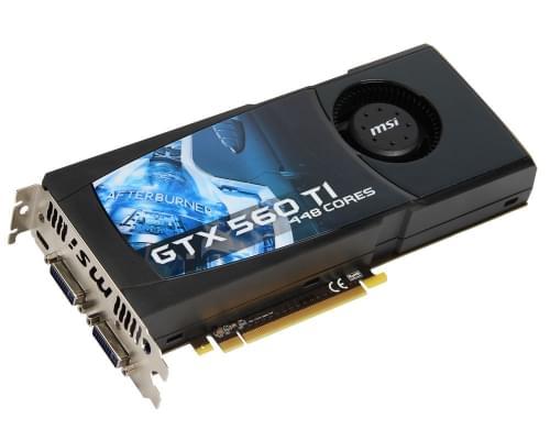 MSI  -  - carte Graphique PC - GPU  - 0