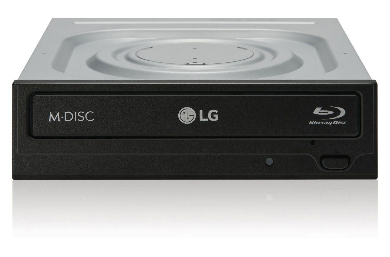 LG SATA BH16NS55 Noir (BH16NS55) - Achat / Vente Graveur sur Cybertek.fr - 0