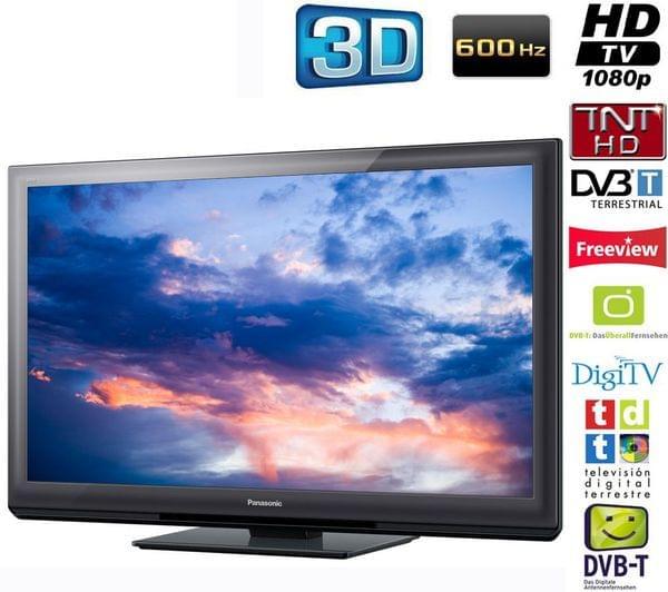 """Panasonic TXPF42ST30E 3D - 42"""" (107cm) HDTV 1080p - TV Panasonic - 0"""