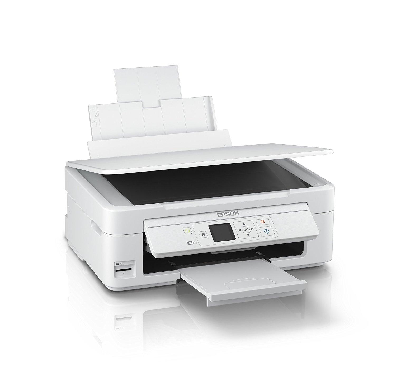 Epson Expression Home XP-345 - Blanc (C11CF31404) - Achat / Vente Imprimante multifonction sur Cybertek.fr - 2