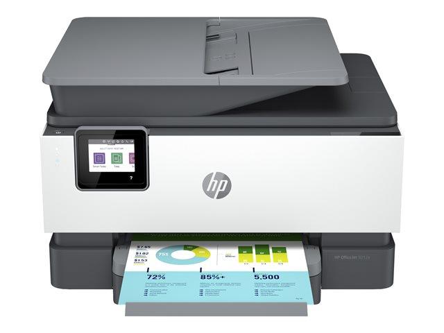 Imprimante multifonction HP OfficeJet 9012e - Cybertek.fr - 1