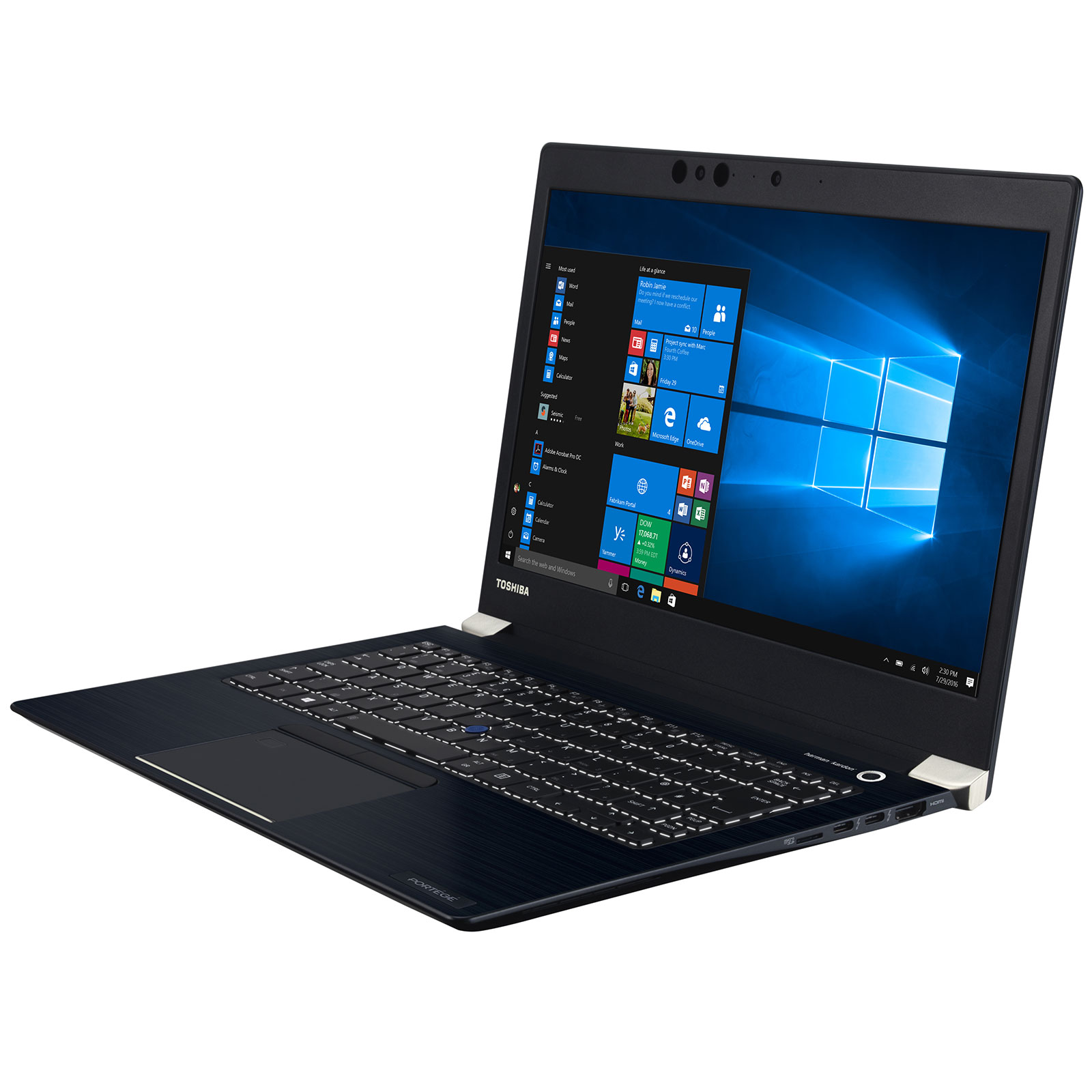 Toshiba PT272E-00S00XFR -- - PC portable Toshiba - Cybertek.fr - 4