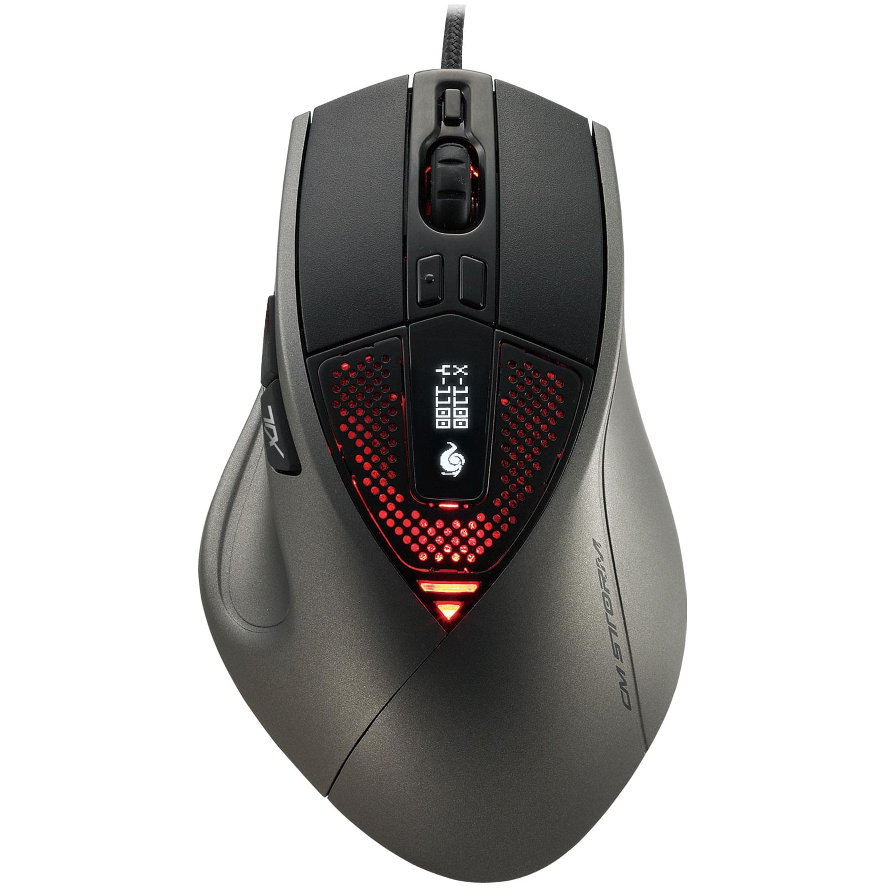 Cooler Master Souris PC Gamer Sentinel Advanced II - 0