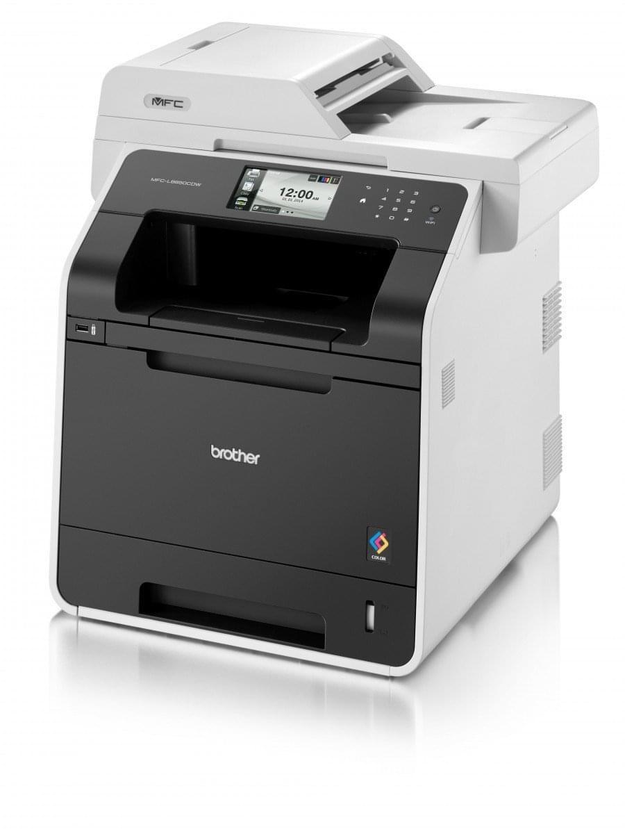 Brother MFC-L8850CDW (MFC-L8850CDW) - Achat / Vente Imprimante Multifonction sur Cybertek.fr - 0