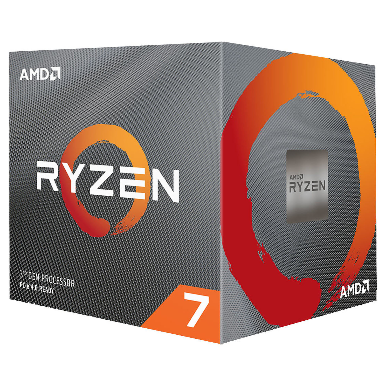 Processeur AMD Ryzen 7 3700X - 4.4GHz/36Mo/AM4/BOX