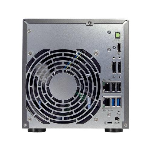 Asustor AS6104T - 4 HDD - Serveur NAS Asustor - Cybertek.fr - 1