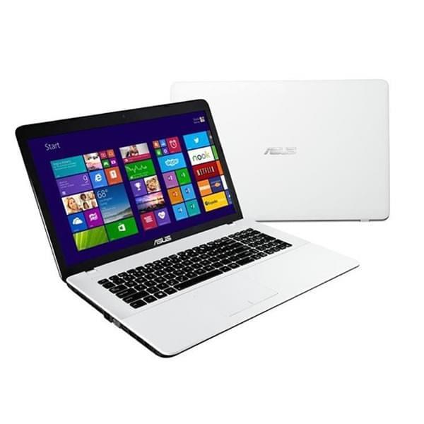 Asus X751MJ-TY033H Blanc (90NB0822-M00660) - Achat / Vente PC portable sur Cybertek.fr - 0