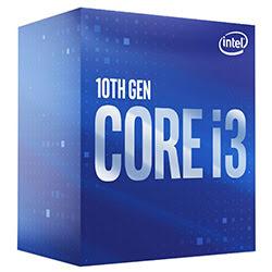 image produit Intel Core i3-10100 - 3.6GHz/6Mo/LGA1200/BOX Cybertek