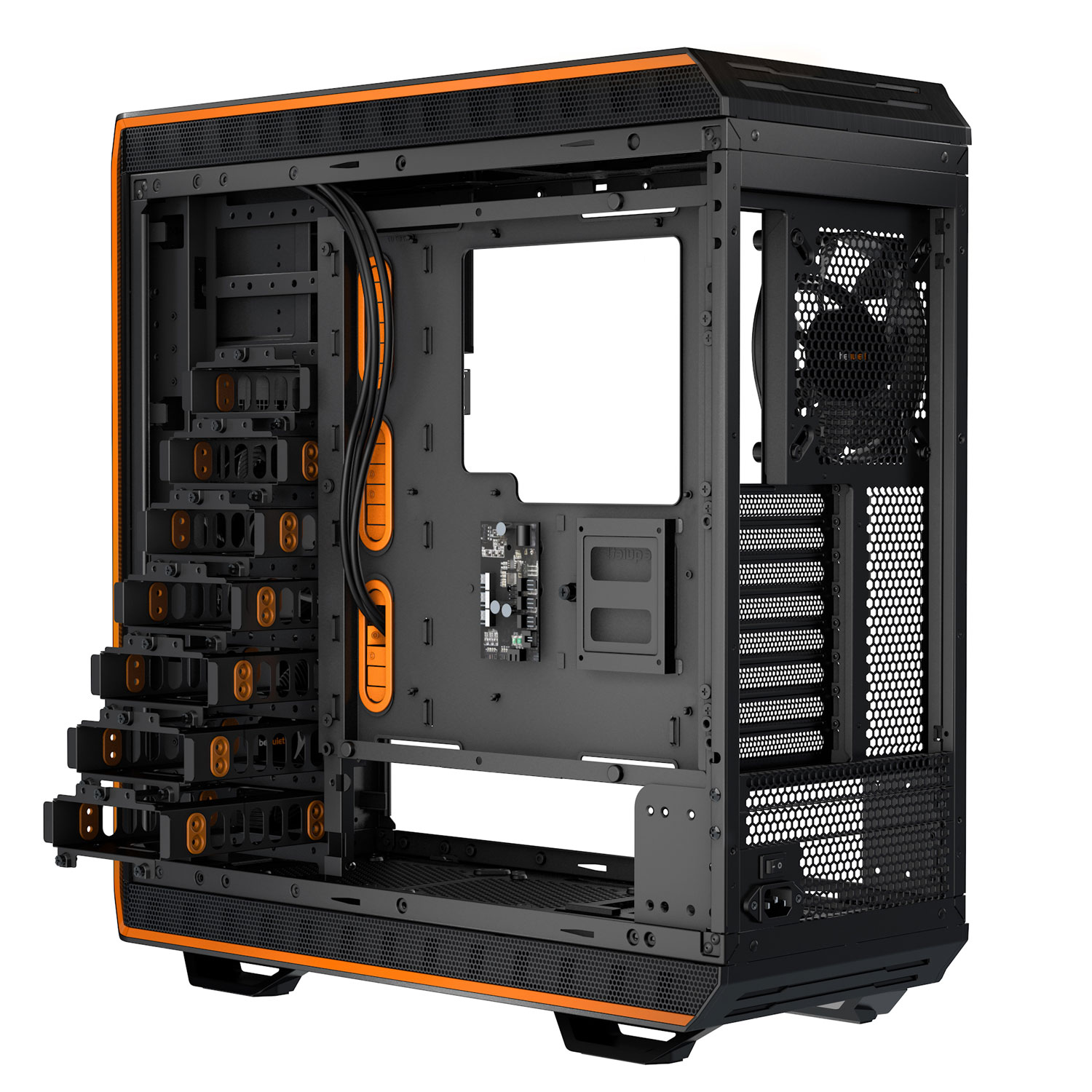 Be Quiet! Dark Base 900 Orange Orange - Boîtier PC Be Quiet! - 3