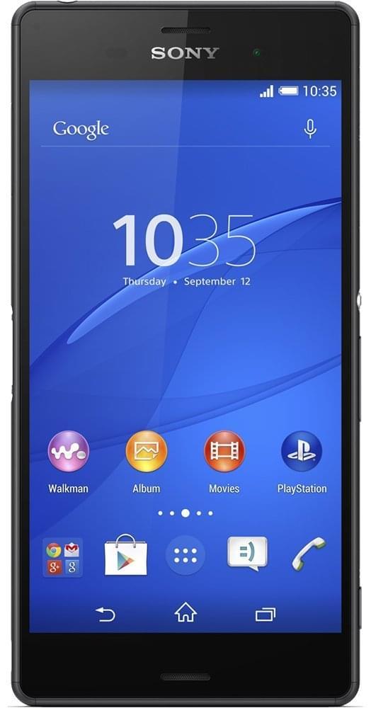 Sony Xperia Z3 D6603 Black - Achat / Vente Téléphonie sur Cybertek.fr - 0