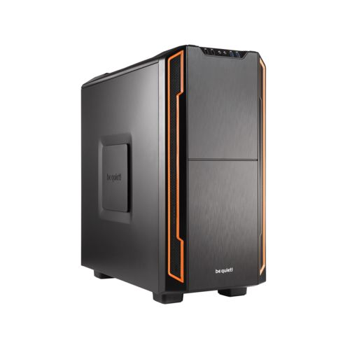 Be Quiet! Silent Base 600 Orange Orange - Boîtier PC Be Quiet! - 0