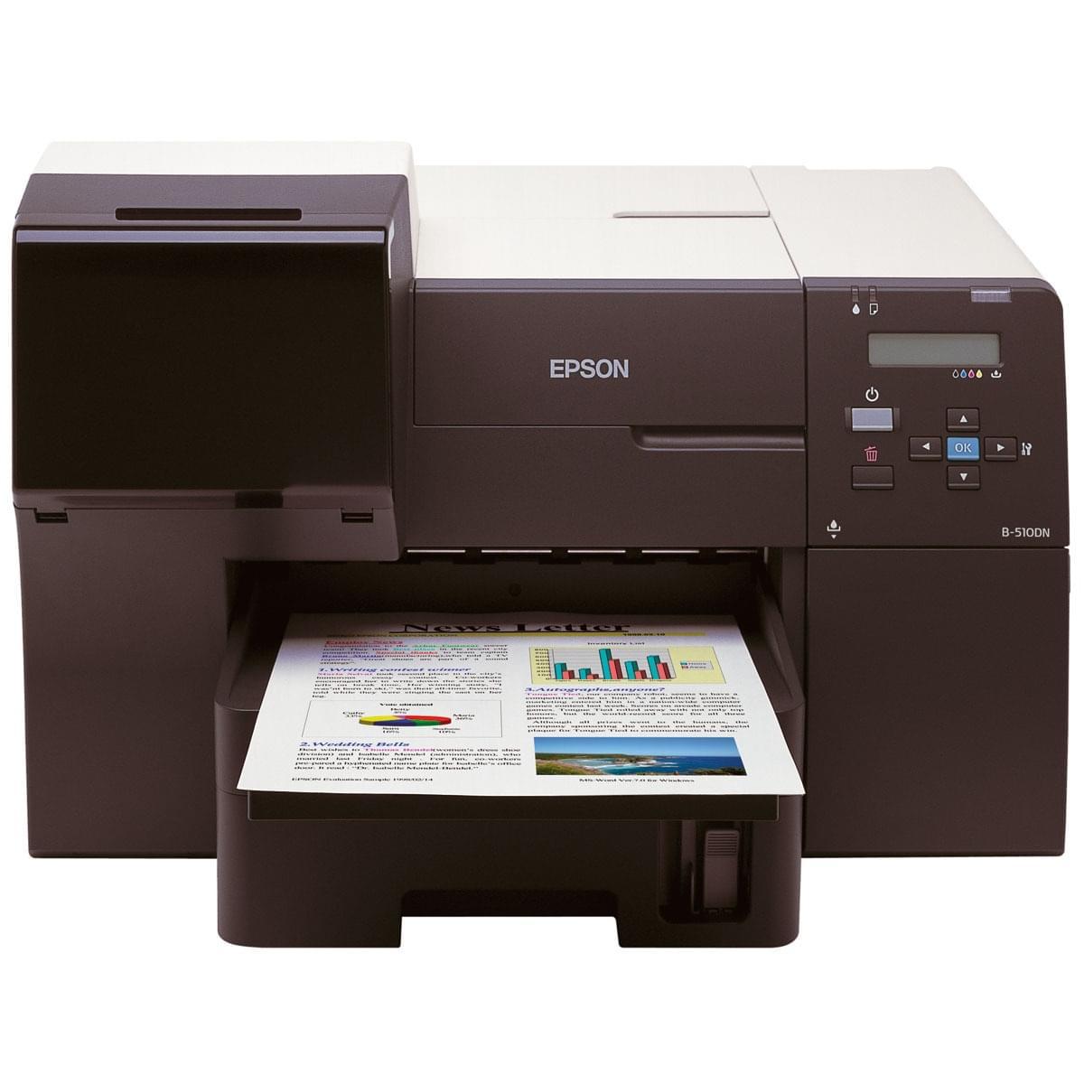 Epson B-510DN (C11CA67301 soldé) - Achat / Vente Imprimante sur Cybertek.fr - 0