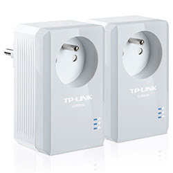 image produit TP-Link TL-PA4015PKIT (500Mb) avec prise - Pack de 2  Cybertek