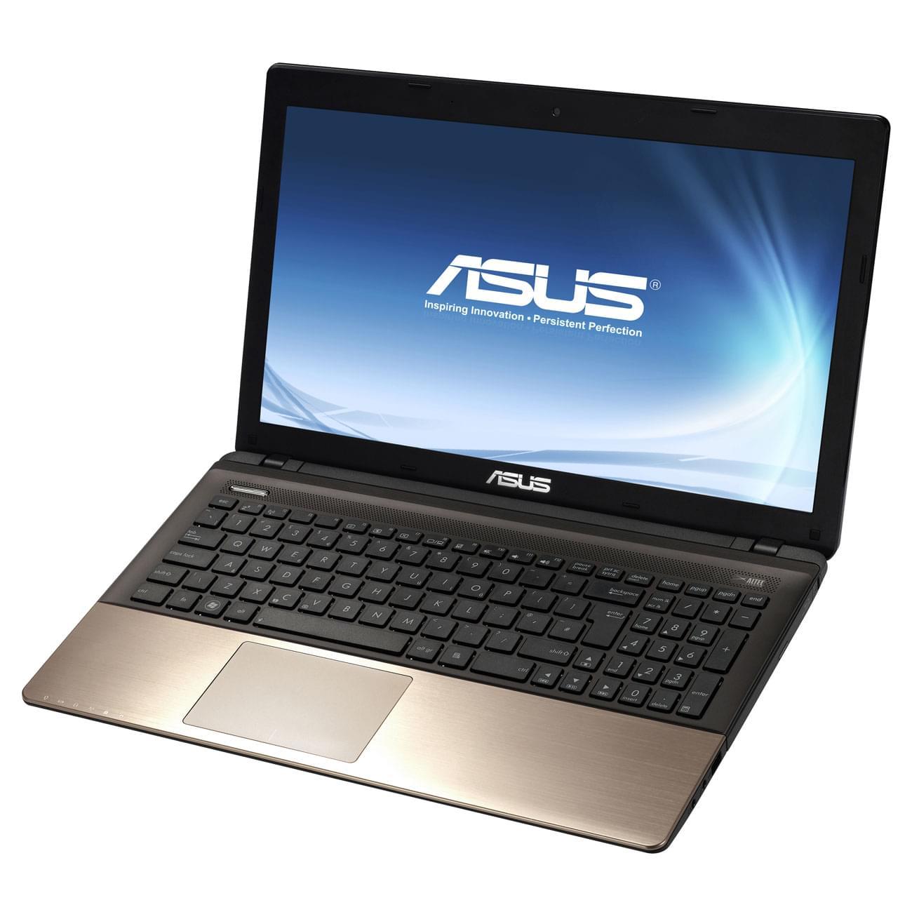 Asus K55VM-SX030V (K55VM-SX030V) - Achat / Vente PC portable sur Cybertek.fr - 0