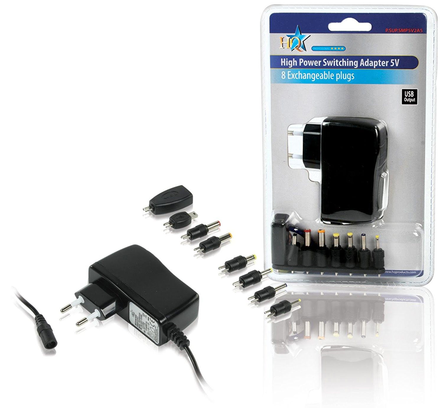 Chargeur Universel 13W - P.SUP.SMP5V2A5 (DUST) - 0