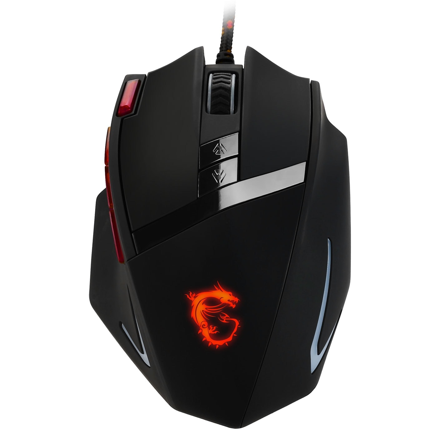 MSI Interceptor DS200 - Souris PC MSI - Cybertek.fr - 0