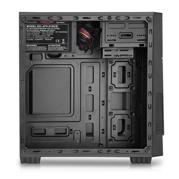 Advance mT/480W/mATX/USB3.0 Noir - Boîtier PC Advance - 2