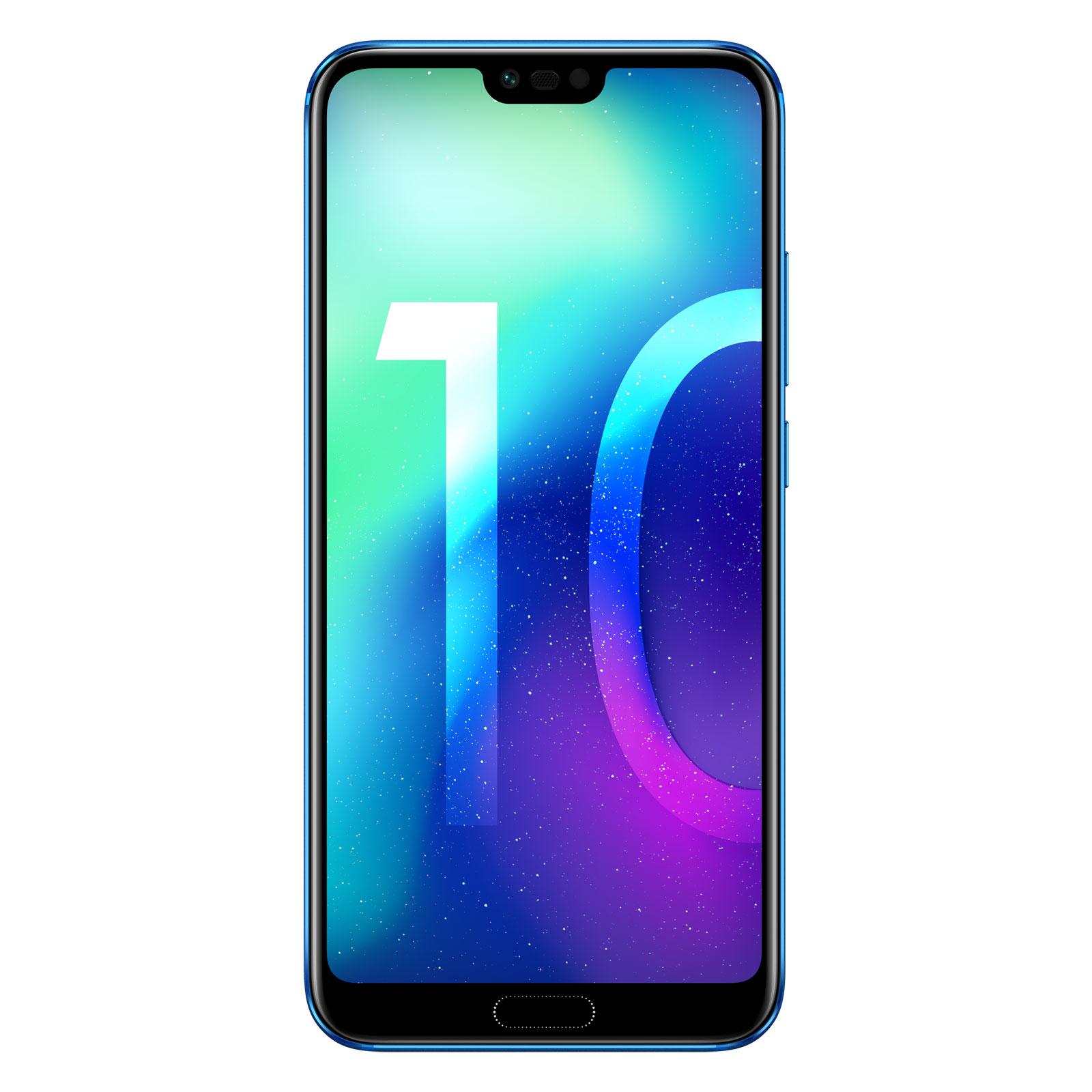 Huawei Honor 10 Bleu 64Go Double Sim - Téléphonie Huawei - 0