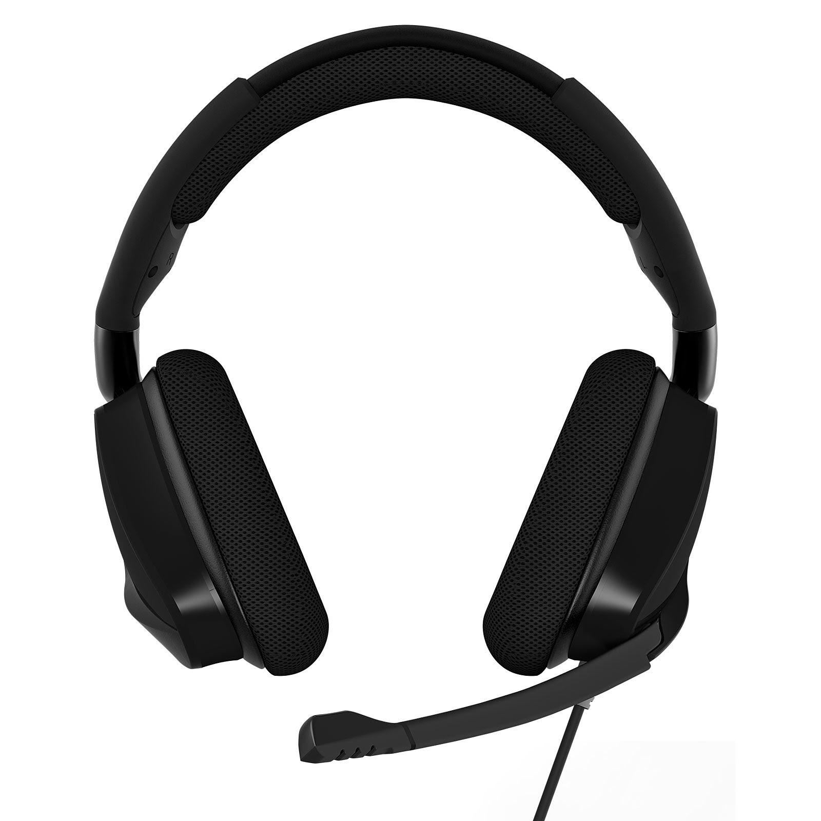 Corsair Gaming VOID PRO Surround 7.1 Carbone CA-9011156-EU 7.1 Surround - Micro-casque - 3