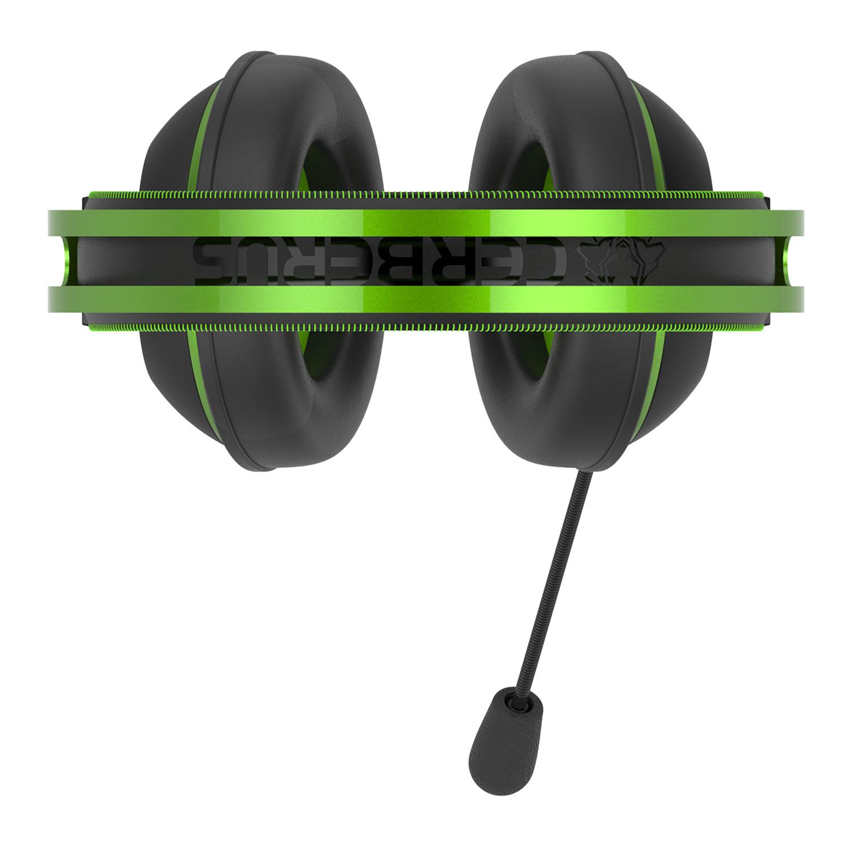 Asus Cerberus V2 Vert Stereo Vert - Micro-casque - Cybertek.fr - 1