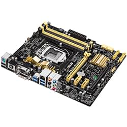 Asus Carte Mère Z87M-PLUS - Z87/SK1150/DDR3/PCI-E/mATX Cybertek
