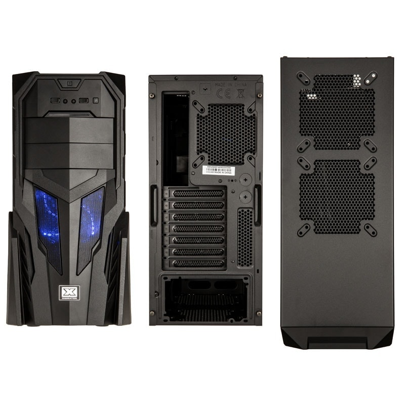 Xigmatek Shockwave (Shockwave) - Achat / Vente Boîtier PC sur Cybertek.fr - 1