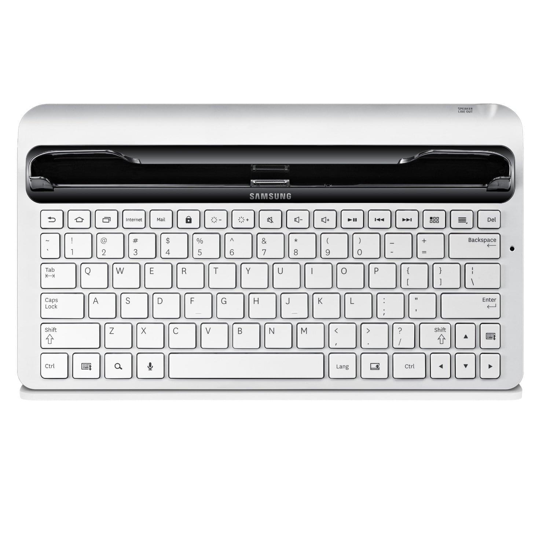 Samsung Keyboard Dock pour Galaxy Note (EKD-K14FWEGXEF) - Achat / Vente Accessoire Tablette sur Cybertek.fr - 0