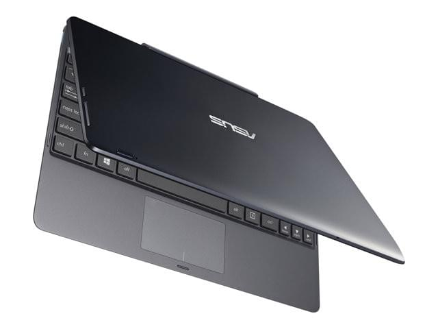 Ordinateur portable Asus T100TAF hybride 2 en 1 tablette et Notebook  - 0