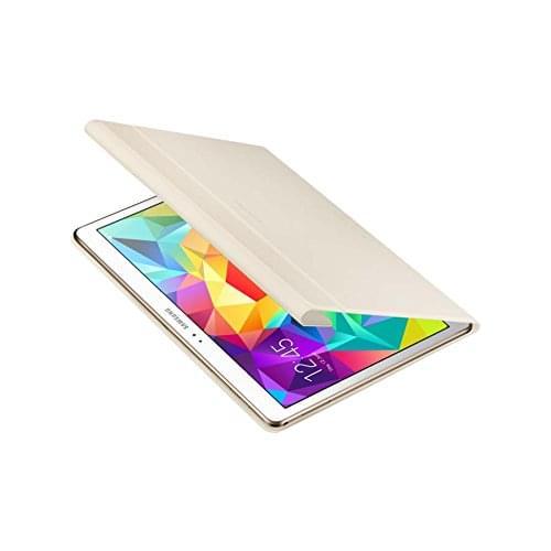 """Samsung Book Cover Galaxy Tab S 10.5"""" Beige EF-BT800B (EF-BT800BUEGWW) - Achat / Vente Accessoire Tablette sur Cybertek.fr - 0"""