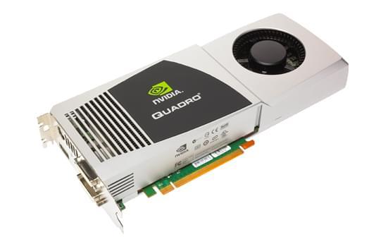 NVidia Quadro FX 5800 (S26361-F2856-L258) - Achat / Vente Carte Graphique sur Cybertek.fr - 0