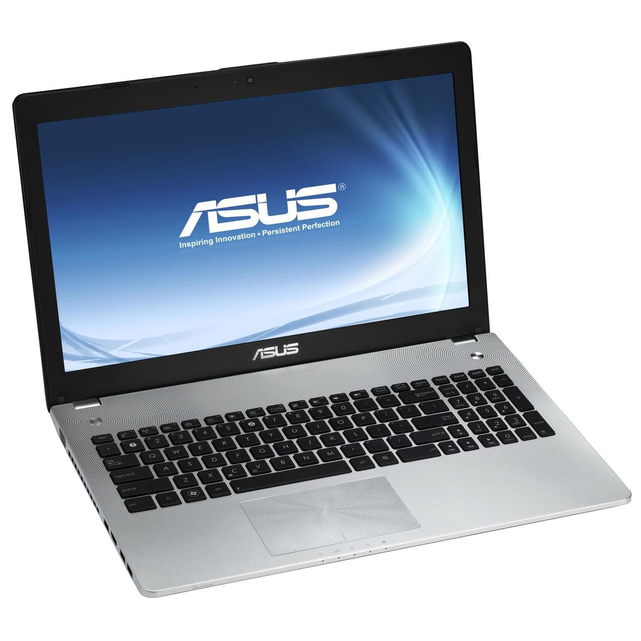 Asus N56VM-S3046V (N56VM-S3046V) - Achat / Vente PC Portable sur Cybertek.fr - 0