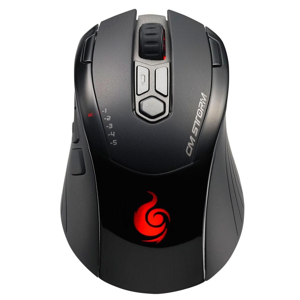 Cooler Master Inferno Gaming Mouse - Souris PC Cooler Master - 0