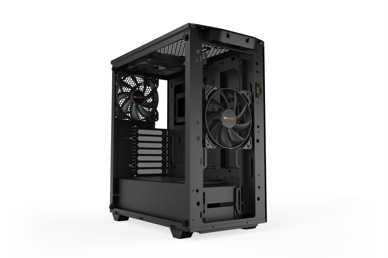 Be Quiet! Pure Base 500DX Black BGW37 Noir - Boîtier PC Be Quiet! - 4