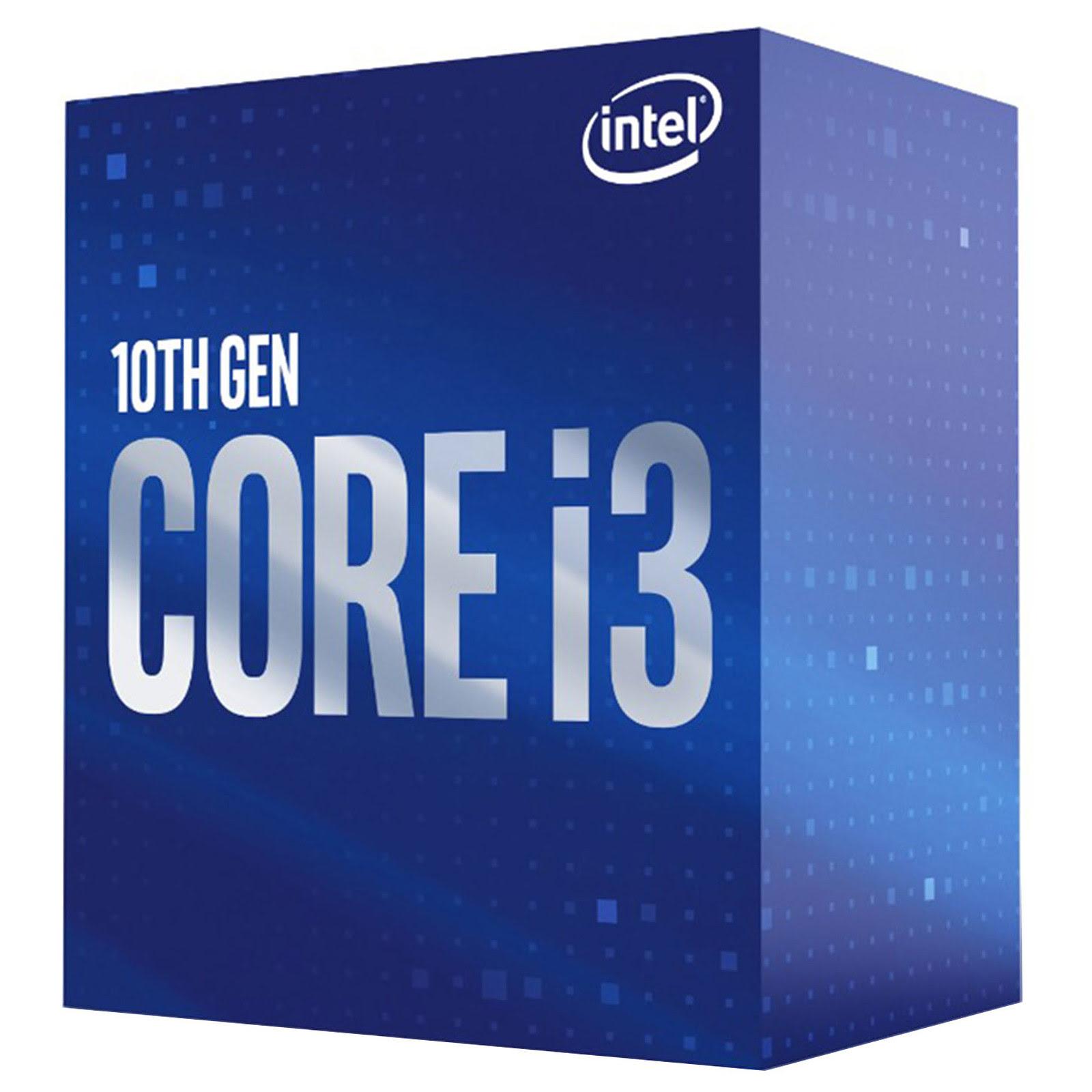 Intel Core i3-10100F - 3.6GHz - Processeur Intel - Cybertek.fr - 1