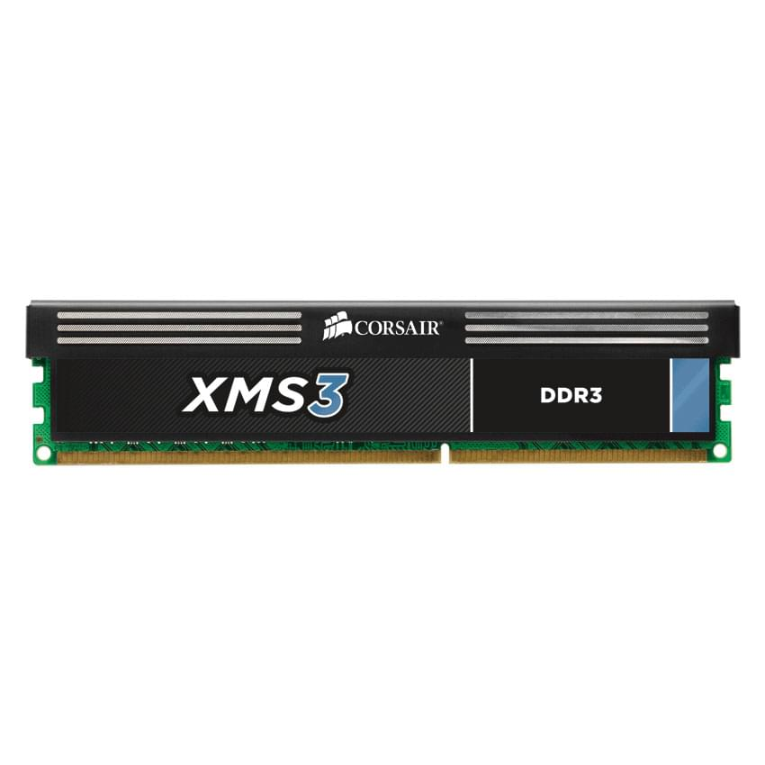 Corsair CMX8GX3M1A1333C9  8Go DDR3 1333MHz - Mémoire PC Corsair - 0