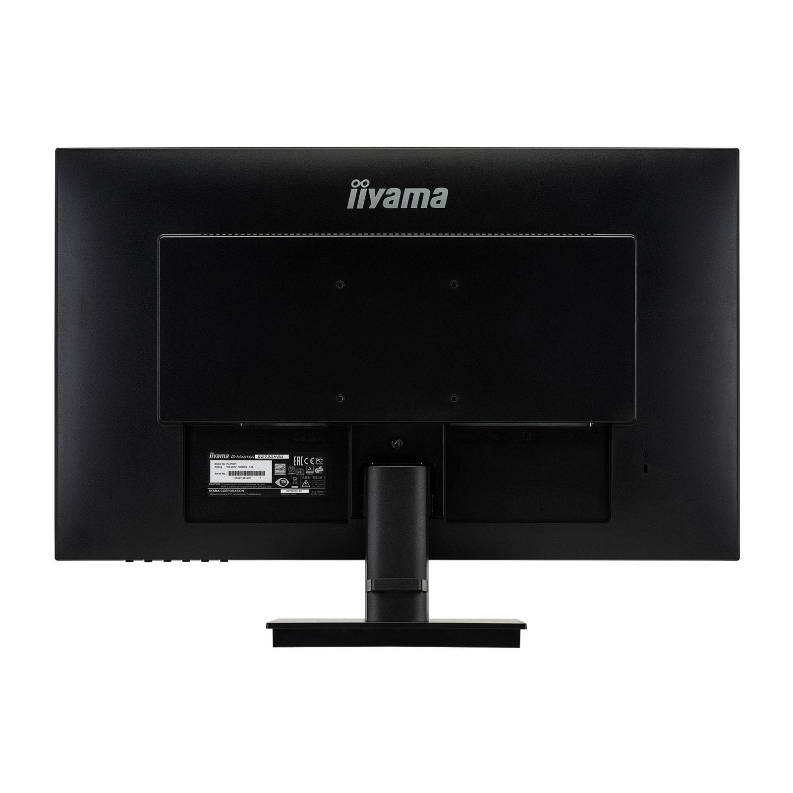 "Iiyama 27""  G2730HSU-B1 - Ecran PC Iiyama - Cybertek.fr - 1"
